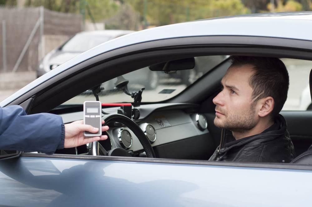 DUI - roadside breath test
